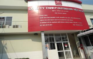 Nghiệm thu phần mềmquản lý nhân sự tại công ty P. Dussmann Việt Nam
