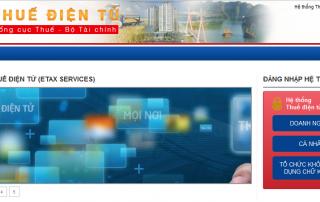 Ngành thuế triển khai hệ thống dịch vụ thuế điện tử 7